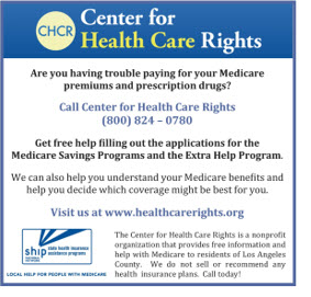 Flyer Center for Health Care Rights